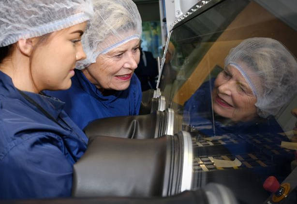 Filtronic gets its Queen's Award
