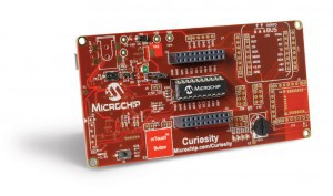 Microchip Curiosity dev board