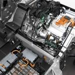 BMW i3 engine view