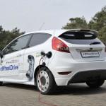Fiesta-based eWheelDrive