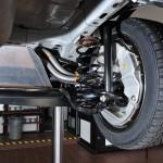 Fiesta-based eWheelDrive\'s in-wheel motor