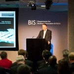 Lord Mandelson at launch of Plastic Electronics Strategy For Success